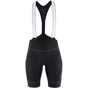 Craft Belle Glow Bib Shorts Women Black